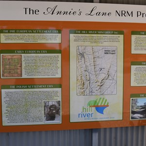 The Annies Lane NRM Project