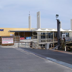 Cape Jervis SeaLink Ferry Terminal