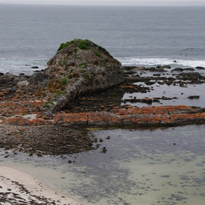 D'Estrees Bay Self-guided Drive - Stop 6 - Old Threshing Floor and Tadpole Cove