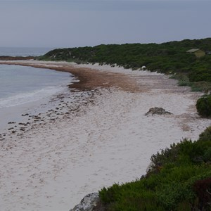 D'Estrees Bay Self-guided Drive - Stop 7 - Wheatons Beach