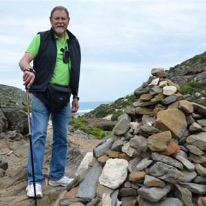Stone Cairn - Snake Lagoon Hike