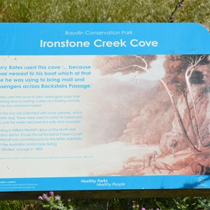 Ironstone Creek Cove