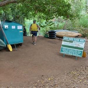 Adels Grove Canoe Hire
