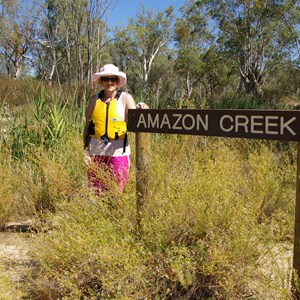 Amazon Creek