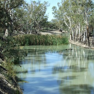 Wilperna Creek