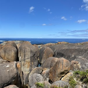 Elephant Rocks & Elephant Cove