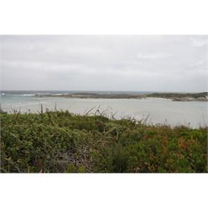 View over Madfish Bay