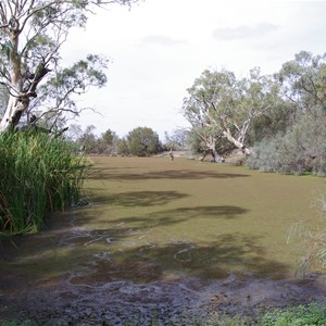 Katarapko National Park - Eckerts Creek Section - Eckerts Creek
