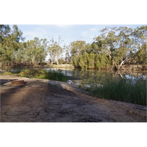 Campsites 31 - Katarapko National Park