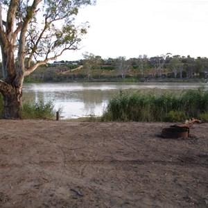 Campsite 39 - Katarapko Creek