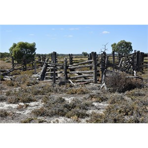 Historic Stock Yards - Bulyong Island, Ral Ral Creek