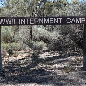 Woolenook Bend World War 11 Internment Camp