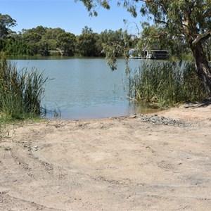 Ral Ral Creek Boat Ramp