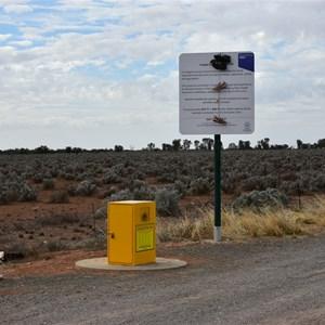 Quarantine Disposal Bin