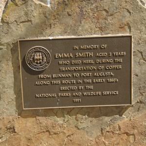 Emma Smith Grave