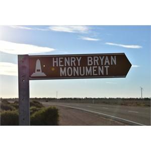 Henry Bryan Memorial Turn Off