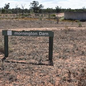 Stop 9 Nanya Pad Track - Mornington Cattle Yards and Dam