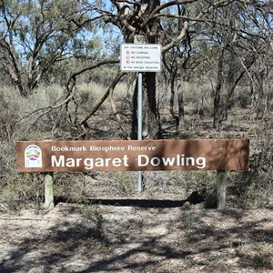 Margaret Dowling Reserve Boundary