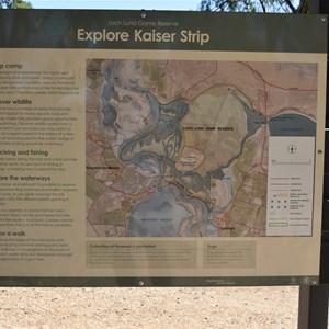 Kaiser Strip Information Bay