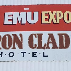 Iron Clad Hotel Marble Bar May 2020