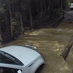 Sheepwash Creek crossing