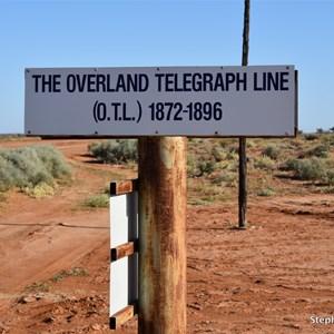 The Overland Telegraph Line Memorial
