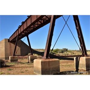 Breakfast Time Creek Railway Bridge