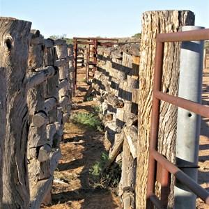 Eringa Historic Stockyards