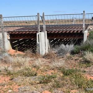 Dog Fence - Stuart Highway