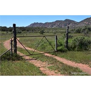 Arkapena Track Gate