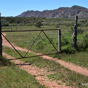 Arkapena Track Gate