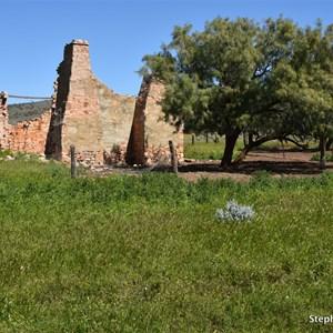 Fels Family Settlement Ruins