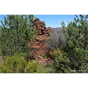 Shepherds Hut Ruins