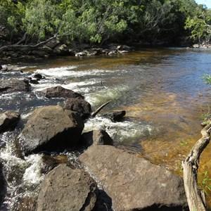 Pascoe River Aug 2016