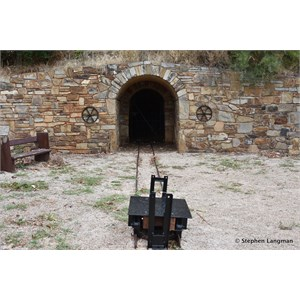 Wheal Augusta Mine Adit