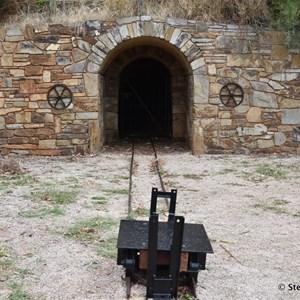 Wheal Augusta Mine Adit