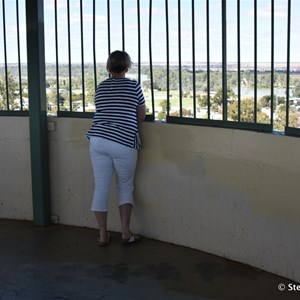 Berri Water Tower Lookout