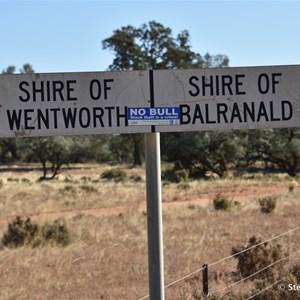 Shire Boundary Grid