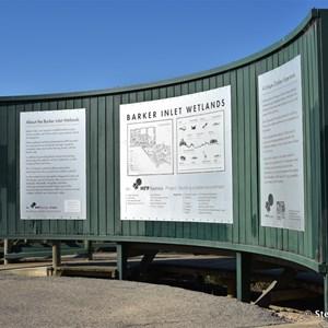 Barker Inlet Wetlands