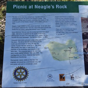 Neagles Rock Lookout