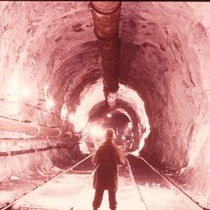Eucumbene-Snowy Tunnel - unlined