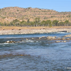 Lake Argyle Spillway Rest Area