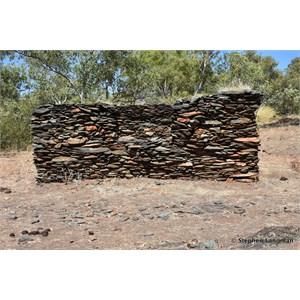 Old Stone Hut Ruins