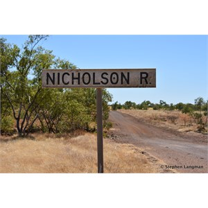 Nicholson River Crossing