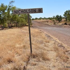 Nicholson River Crossing