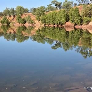 Negri River Crossing