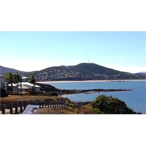 View towards Yeppoon