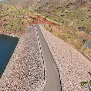 Ord River Dam Project Lookout