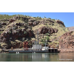 Ord River Hydro Power Station