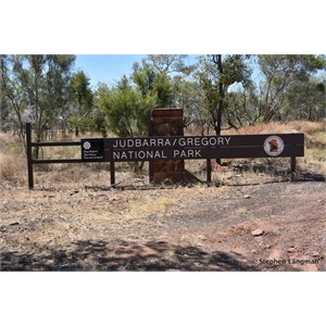 Judbarra/Gregory National Park Boundary